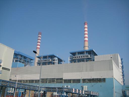在火力发电厂
